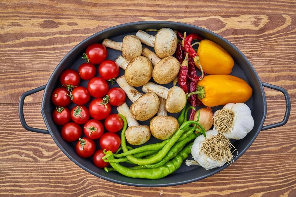 las 4 claves de la alimentación
