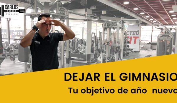 portada post dejar el gimnasio