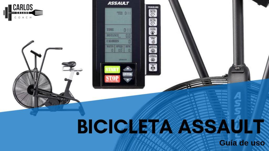 bicicleta assault