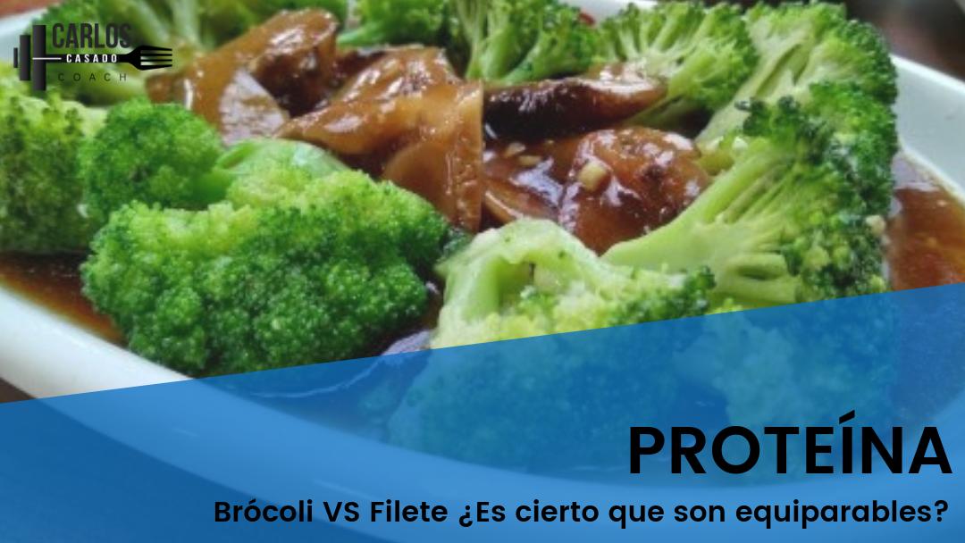 proteína del brócoli