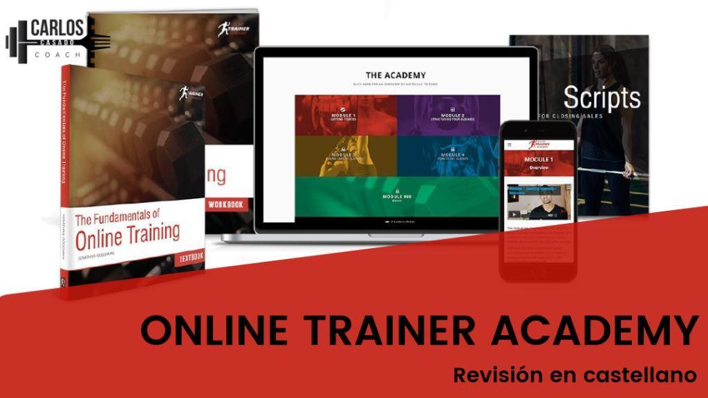 Online Trainer Academy Review (revisión en castellano)