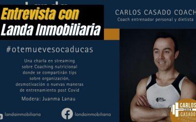 Entrevista en Landa Inmobiliaria